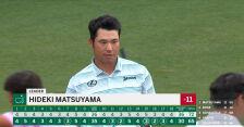Matsuyama liderem przed ostatnim dniem rywalizacji w Augusta Masters