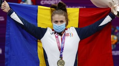 Nie ma mocnych na Rumunkę. Toma obroniła tytuł mistrzyni Europy z Batumi