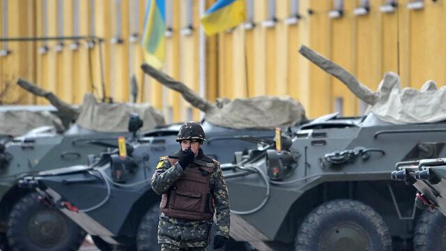 73 proc. Rosjan przeciwko interwencji