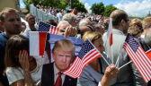 Reakcje Polaków na wizytę Trumpa