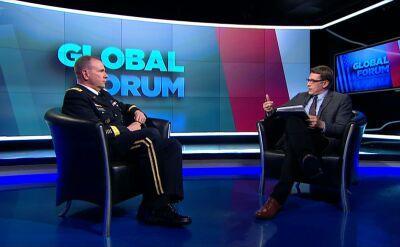Hodges: Rosja szanuje wyłącznie silnych