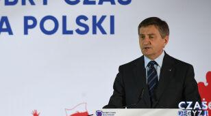 Afera mu nie zaszkodziła. Marek Kuchciński  z największym poparciem na Podkarpaciu