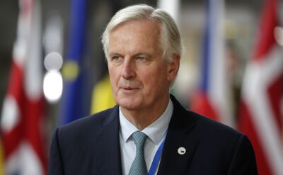 Michel Barnier o porozumieniu ws. brexitu: odnieśliśmy sukces