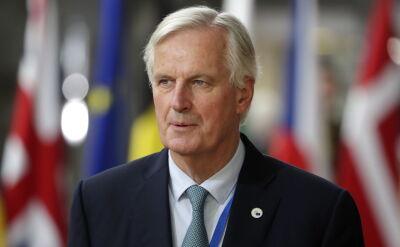 Michel Barnier o porozumieniu ws. brexitu: odnieśliśmy sukces
