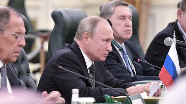 Kreml: rozwiązanie
