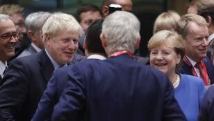 Co dalej po brexicie? Merkel chce umowy o wolnym handlu