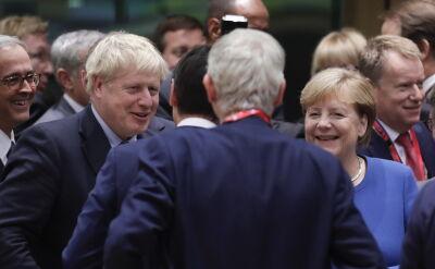 """""""Unia Europejska i Wielka Brytania powinny jak najszybciej zawrzeć umowę o wolnym handlu"""""""