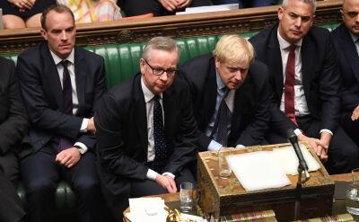 Izba Gmin przyjęła poprawkę, która odkłada poparcie parlamentarzystów dla porozumienia z UE