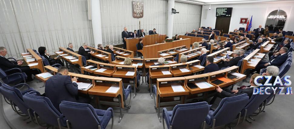 Decyzje personalne, rozpatrywanie ustaw,  inicjatywa ustawodawcza. Co może Senat?