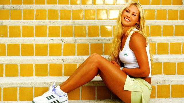 Anna Kurnikowa zmieniła nazwisko