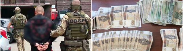 """""""Lelek"""" zatrzymany. Jego gang miał wyprać 37 milionów złotych"""