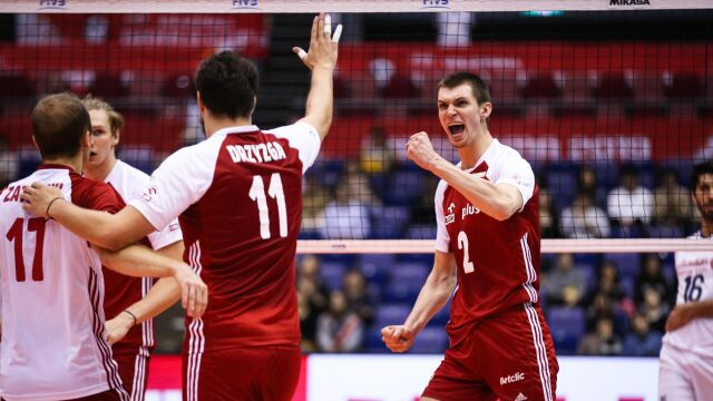 Genialna siatkówka na koniec. Polacy ze srebrnymi medalami Pucharu Świata