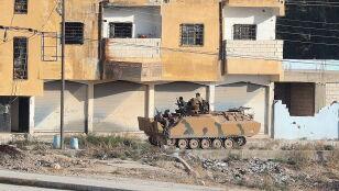 """Kurdowie dogadali się z Asadem. Armia syryjska """"zdobyła Tel Tamer"""""""