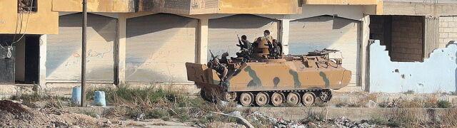 """Kurdowie dogadali się z Asadem. Armia syryjska ma """"wyzwolić tereny"""" zdobyte przez Turków"""