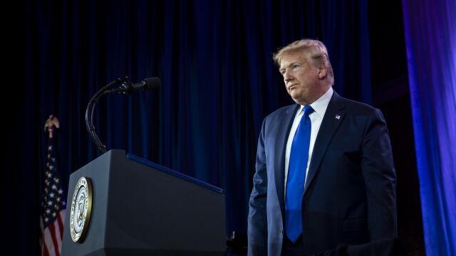 Poinformował o rozmowie z Zełenskim. Trump chce ujawnienia tożsamości sygnalisty