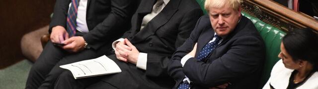 Johnson dogadałsię z Unią, ale opozycja nie zamierza ułatwiać mu życia