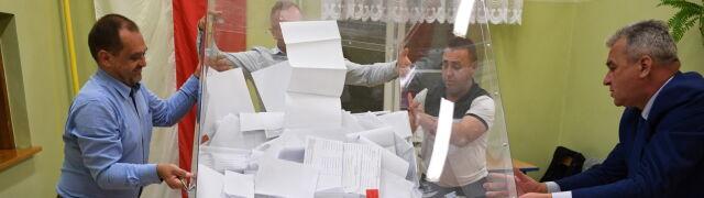 Polska wybrała senatorów.  Komu przypadły mandaty?