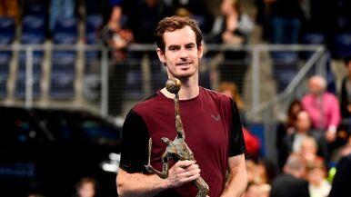 Niesamowity Murray. Wrócił na dobre i zdobył pierwszy tytuł od 2017 roku
