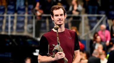 Niesamowity Andy Murray. Wrócił na dobre i zdobył pierwszy tytuł od 2017 roku