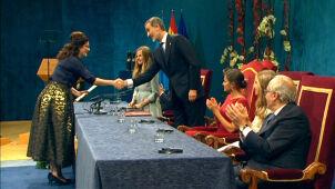 Dulkiewicz odebrała nagrodę Księżnej Asturii. Król Filip VI: Gdańsk to przykład pokojowego współistnienia
