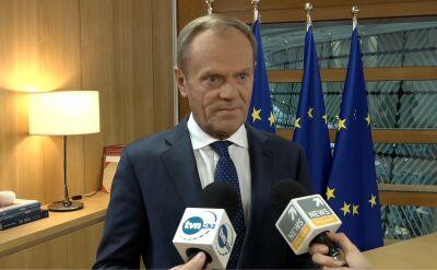 Tusk: doceniam wielki wysiłek tych partii, które poszły do wyborów i zyskały naprawdę przyzwoite wyniki