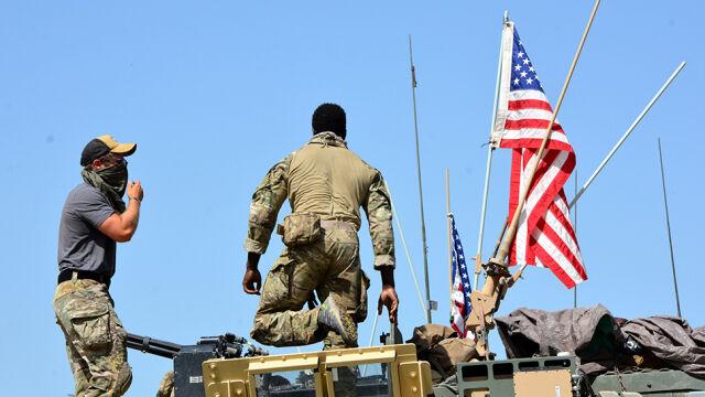 Amerykańscy żołnierze pozostaną w Syrii, aby