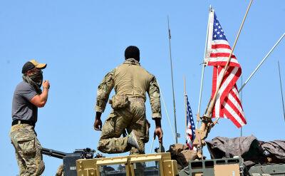 Amerykańscy żołnierze zostaną w Syrii