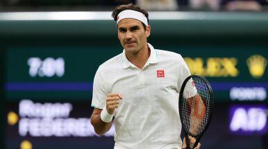 Federer nie zwalnia tempa w Wimbledonie. Kolejnym rywalem może być Hurkacz
