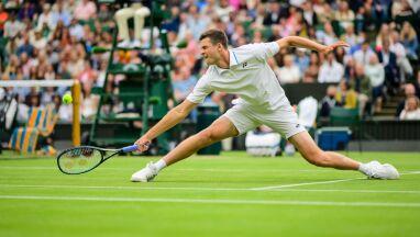 Hurkacz puka do czołowej dziesiątki rankingu ATP