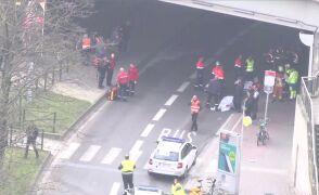 Korespondent TVN24 w Brukseli o wybuchach w metrze