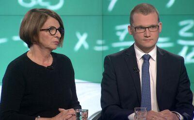 Pitera: reforma edukacji się nie uda. Szefernaker: nie straszcie Polaków