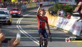 Mohorić wygrał 7. etap Tour de Pologne, triumf dedykował Lambrechtowi