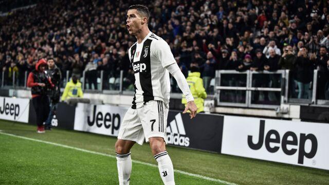 """Przyjeżdża Juventus, obawy Atletico. """"Ronaldo to zwierzę strzelające gole"""""""