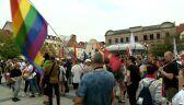 Podczas Marszu Równości w Płocku doszło do incydentu