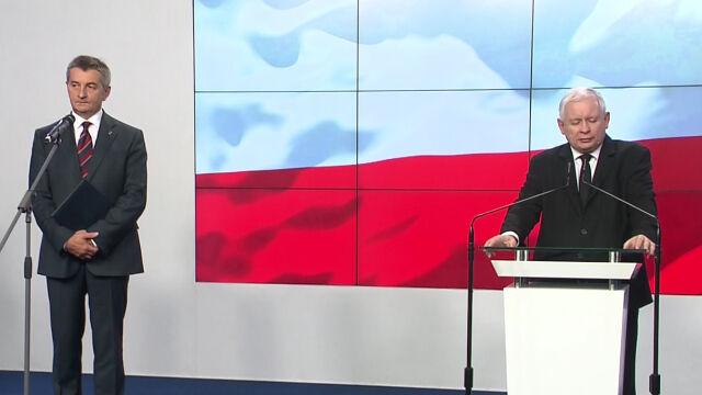 Kaczyński: zostanie złożona ustawa, która w sposób rygorystyczny ureguluje rządowe loty