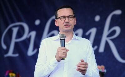 """Premier: """"zerowym PIT-em"""" chcemy zatrzymać młodych ludzi w Polsce"""