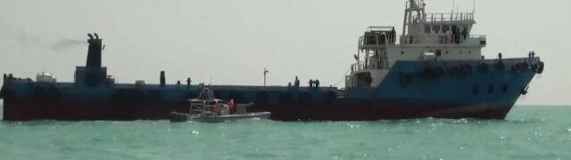Irak: nie mamy nic wspólnego  z tankowcem przejętym przez Iran