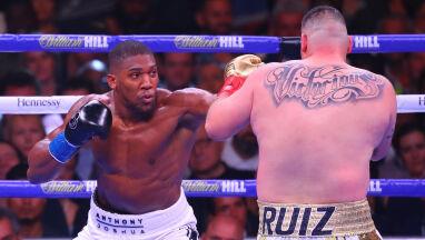 Joshua o rewanżu z Ruizem: wygram nawet w Tijuanie, kiedy sędzią będzie jego wujek