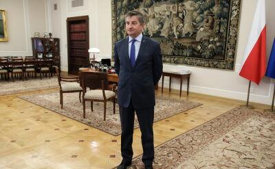 Kto zastąpi Marka Kuchcińskiego w fotelu marszałka Sejmu?