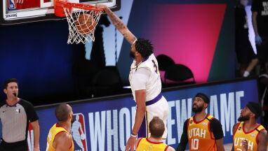 Już nie podskoczą Lakersom.  Zachód jest ich