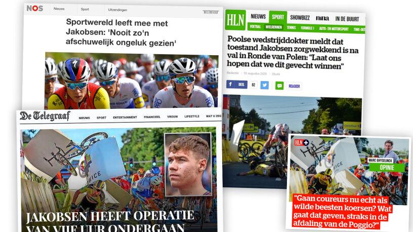 """""""Wypadek grozy"""", """"Horror"""". Zagraniczne media poruszone kraksą w Katowicach"""