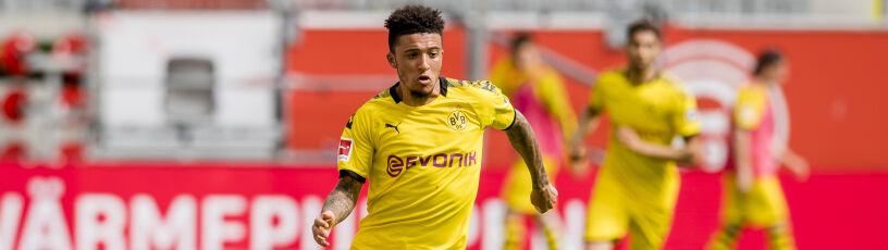 """Bild"": Sancho ustalił warunki kontraktu z Manchesterem"