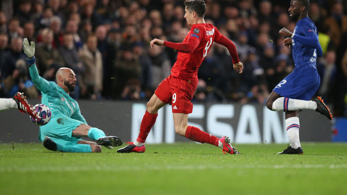 """""""Nie martwię się, jesteśmy Bayernem"""". """"Lewy"""" gotowy na podbój Ligi Mistrzów"""