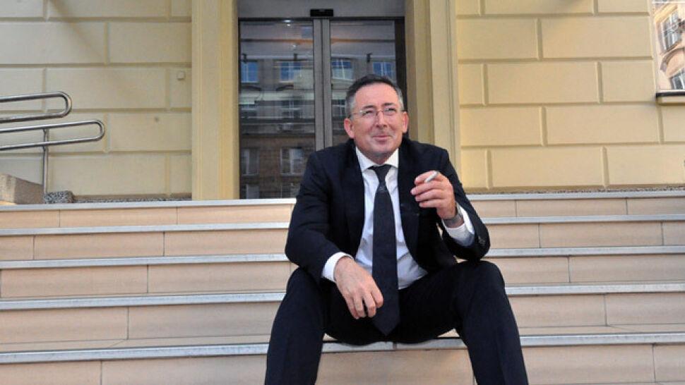 Sienkiewicz żegna się  z pracą w MSW: luz i papieros