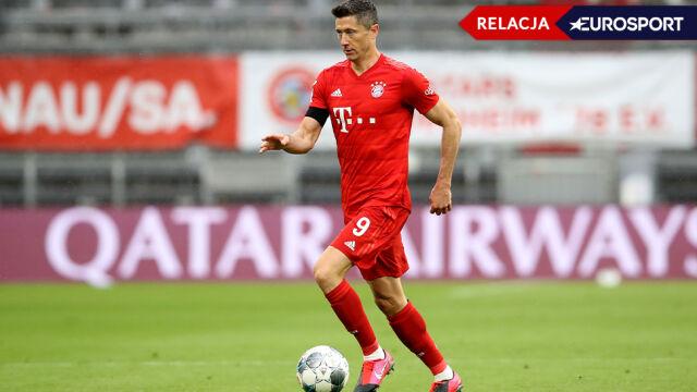 Bayer Leverkusen - Bayern Monachium [RELACJA]