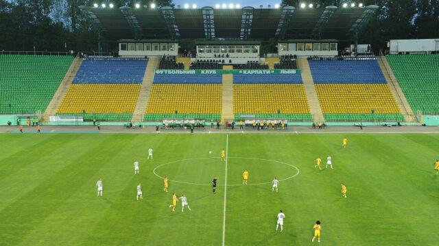 Prawie połowa klubu zakażona. Karpaty Lwów na wojnie z koronawirusem