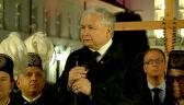 Kaczyński: trzeba zmienić lokatora pałacu