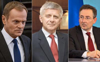 Tusk, Sienkiewicz i Belka popełnili przestępstwo? Jest śledztwo