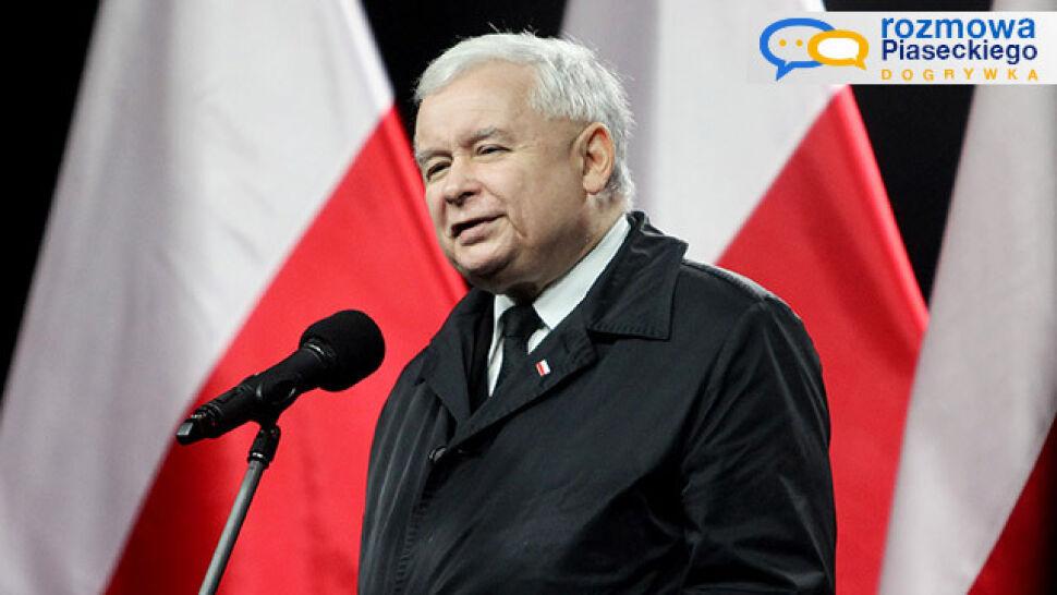 """""""Kandydatem będzie Jarosław Kaczyński"""". Kwaśniewski o scenariuszu na wybory"""
