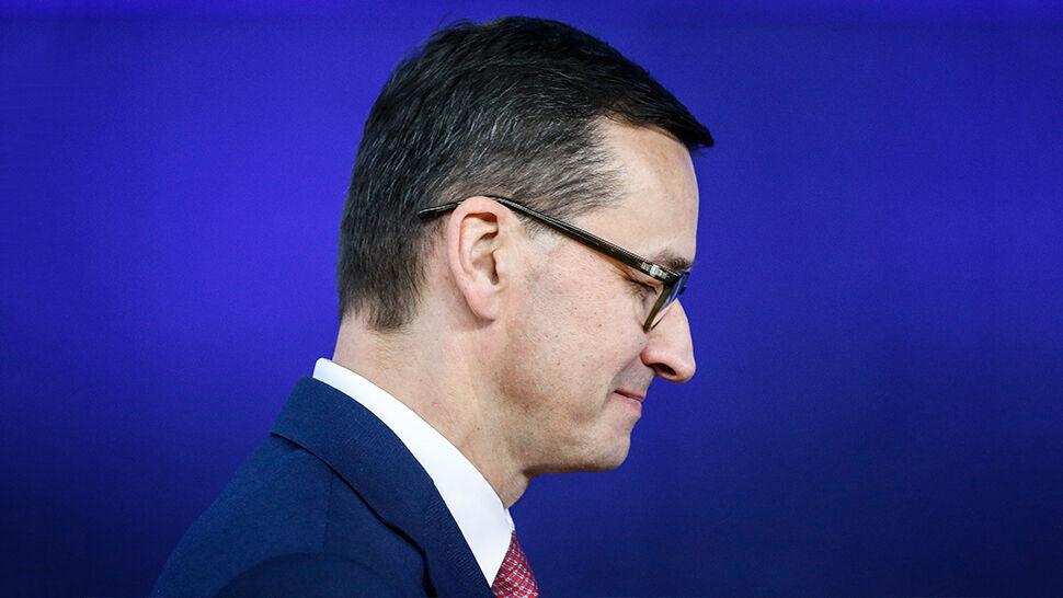 """Morawiecki do dymisji po ujawnieniu taśm? Sondaż dla """"Faktów"""" TVN i TVN24"""